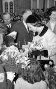 Postcard / ROYALTY / Belgique / Reine Fabiola / Koningin Fabiola / Tienen / Tirlemont / 1963 - Tienen