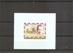 Prix Nobel - Physique - Marconi ( 429 De Haute-Volta En épreuve De Luxe à Voir) - Prix Nobel