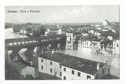 BASSANO - Ponte E Panorama -   - L 1 - Vicenza