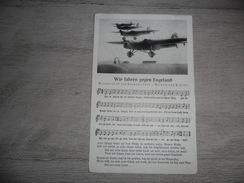 Guerre 1940 - 1945  Oorlog  Avions  Avion  Vliegtuig Wir Fahren Gegen Engeland - Guerre 1939-45