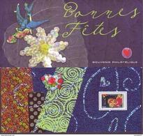 FRANCE 2008 - Bloc Souvenir Bonnes Fêtes - Neuf ** - Blocs Souvenir