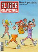 FLUIDE GLACIAL N° 398 - Août 2009 - EDIKA - COSMIK ROGER - MARGERIN - LUCIEN - Pascal BRUTAL - Fluide Glacial