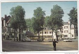 Brussel, Bruxelles, Hotel Le Beau Séjour, Omdtimers Citroën DS, Cadillac,..... (pk19768) - Cafés, Hotels, Restaurants