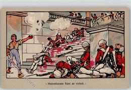 52024520 - Erinnerungskarte 1. August - Suisse
