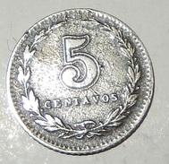 ARGERTINA – 5 CENTAVOS – 1925 – (34) - Argentina