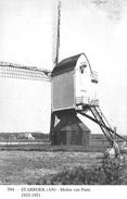 Windmolen Molen    Stabroek  Molen Van Putte        I 2360 - Moulins à Vent