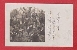 Tubingen - Carte Photo  --  Soldats Allemands -- 1912 - Tuebingen