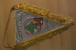 Fanion Du Régiment Français De La FINUL (Liban) - UNIFIL - Bandiere