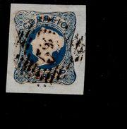 Portugal 02 A Königin Maria II Used  Gestempelt (8) - 1853 : D.Maria