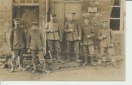 """AK """"Gruppe V. Quartier"""" - Weltkrieg 1914-18"""