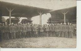 "AK ""Gruppe V. LKWs"" - Weltkrieg 1914-18"
