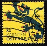 Österreich 2017, Michel# 3311 O Wappen (Ausschnitte) Kärnten - 2011-... Gebraucht