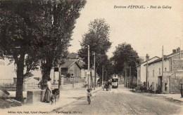 88 Environs D'EPINAL  - Pont De Golbey - Epinal