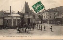 88 REMIREMONT  Les Nouveaux Bains - Remiremont