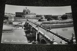 1064- Roma, Ponte Elio E Castel S. Angelo - Ponts