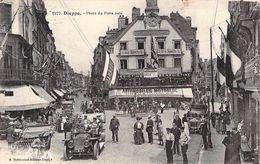 76] Seine Maritime > Dieppe Le Puits Salé Voiture Immatriculée 12.1.4 Pub Automobiles Et Michelin 1920 - Dieppe