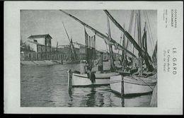 IMAGE D'ECOLE - LE GRAU-DU-ROI - Port De Pèche - Le Grau-du-Roi