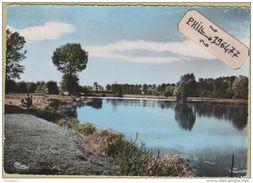 01 Montrevel - Cpsm / Lac Des Cachets. - France
