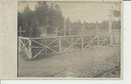 "AK ""Soldaten-Friedhof Bei Mitau? (Lettland)"" - Guerra 1914-18"