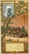 CHROMO(LEFEVRE UTILE) GAUFREE(HIPPOLYTE BERTEAUX) - Old Paper