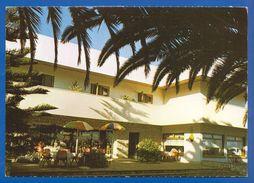Namibia; Swakapmund; Cafe Anton; Hotel Schweizer Haus - Namibia