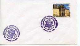 PERU  - 1996 220TH ANNIVERSARY UNITED STATES   FDC2501 - Peru