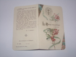 Image Religieuse.Le Maitre Vous Appelle.Edition Bouasse Jeune à Paris. - Godsdienst & Esoterisme