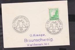 A12  /   Deutsches Reich SST  /  Frankfurt Boxmeisterschaften 1938 Boxen - Alemania