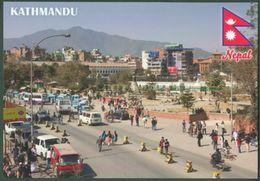 KIngdom Of Nepal Kathmandu Himalayas Asia - Nepal