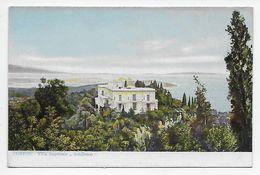 """Corfou - Undivided Back - Villa Imperiale """"Achilleion"""" - Grèce"""
