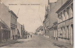 Kieldrecht Smishoek Met Gemeentehuis - Beveren-Waas