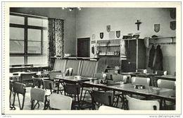 Vilvoorde  Gang Van Kindertuin En  Kelderke   Parochie Van Het H. Hart ( 2 Postkaarten) - Vilvoorde