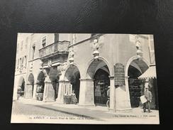 19 - ANNECY Ancien Hotel De Sales, Rue Du Paquier - Annecy