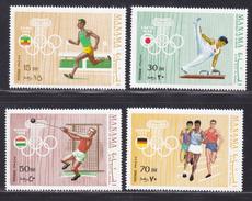 MANAMA N°   31 ** MNH Neufs Sans Charnière, 4 Valeurs, TB  (D3602) Jeux Olympiques - Manama