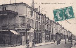 Saint Dizier La Rue Gambetta - Saint Dizier