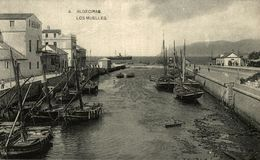 ALGECIRAS LOS MUELLES - Cádiz