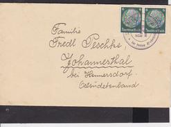 A12  /   Deutsches Reich SST /  Befreiungsstempel Sudetenland Wir Sind Frei  / Wagstadt 1938 - Briefe U. Dokumente