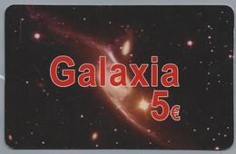 ES.- Telefonica De Espana. Phone Card. Galaxia 5 €. - Spanje