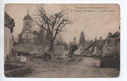 VORAY (70) - LA RUE BASSE - Andere Gemeenten