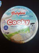 """ÉTIQUETTE DE BOITE DE FROMAGE """"BABYLONE"""" ( COOKY) - Fromage"""