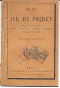 REGLES Du Jeu De PIQUET - 1521217 - Jeux De Société