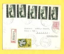 Old Letter - Belgium - Belgique