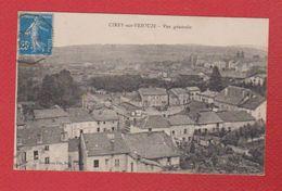 Cirey  --  Vue Générale - Cirey Sur Vezouze