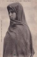 AFRIQUE OCCIDENTALE. FEMME MAURE. GENERALE FORTIER.-BLEUP. - Senegal