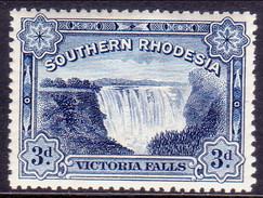 SOUTHERN RHODESIA 1932 SG 30 3d MLH CV £14 - Southern Rhodesia (...-1964)