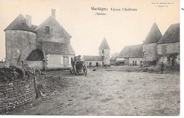 SAINT - SULPICE ( 58 ) -MACHIGNY  - Vieux Chateau - Other Municipalities