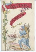 CPA CLAM (17)JONZAC (17) Souvenir De Mes Campagnes BABIN LEOPOLD Port 0,75 N14 - War 1914-18