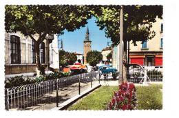 26 Romans Place Du Champ De Mars CPSM PF - Romans Sur Isere