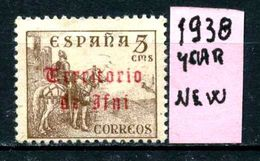 SPAGNA - Year 1938 - SOVRASTAMPATO - Nuovo -news - Fraiche -frisch.-MNH **. - 1931-Oggi: 2. Rep. - ... Juan Carlos I