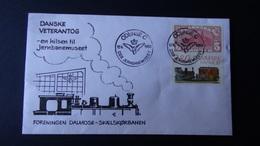 Denmark - 1987 - Mi:DK 900, Sn:DK 843, Yt:DK 903 - Special Envelope - Look Scan - Briefe U. Dokumente